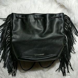 Victoria's Secret Fringed Backpack